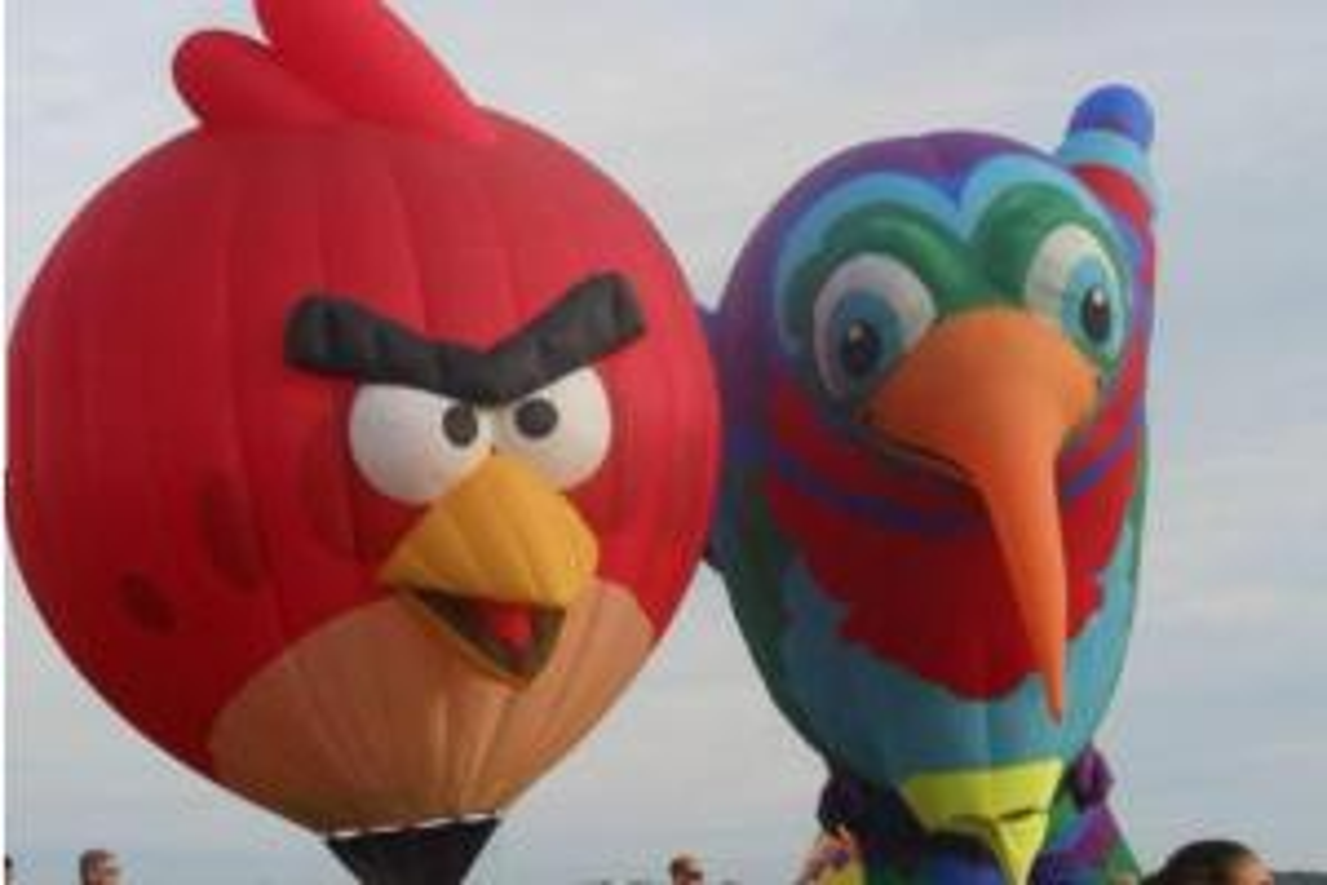Quick Chek Festival of Balloning