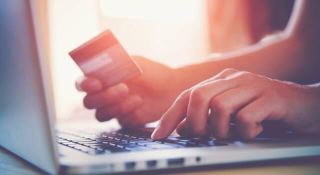 Bancomat per acquisti online