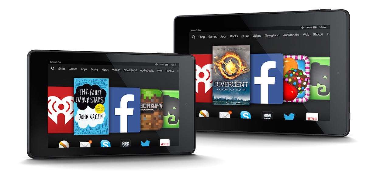 Kindle Fire HD 6 Kinlde Fire HD 7