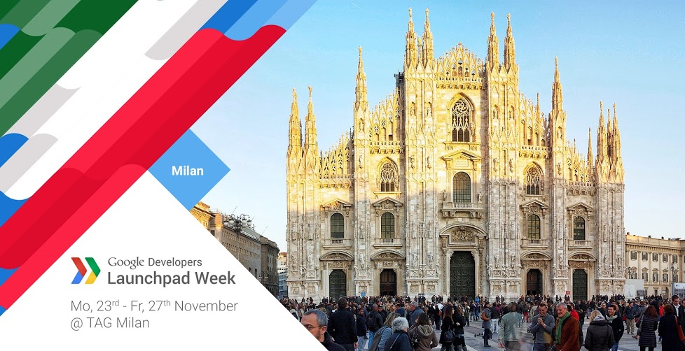 Launchpad Week Milano
