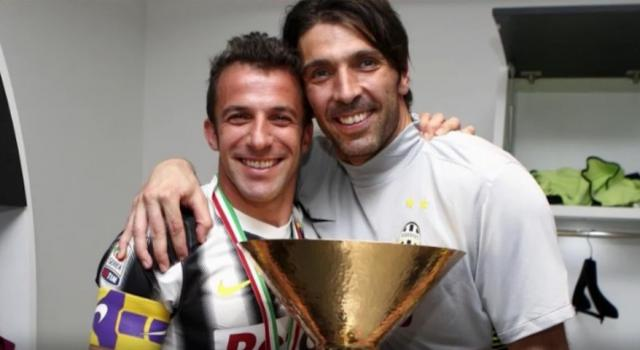 Scontro tra capitani. Cos'ha detto Del Piero a Buffon? – VIDEO