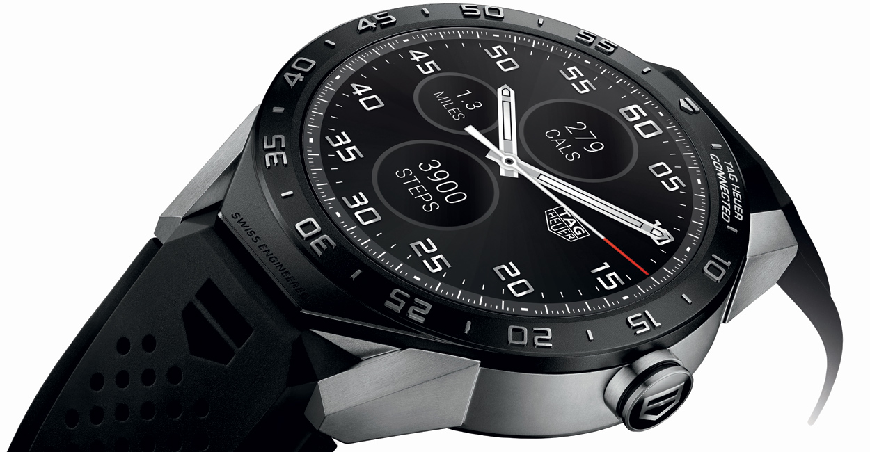 Tag Heuer Connected cover