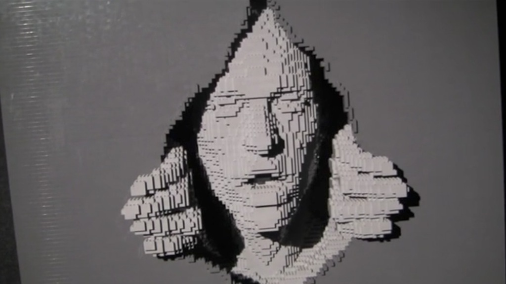 """The Art of the Brick"", magie e arte con i Lego in mostra a Roma - VIDEO"