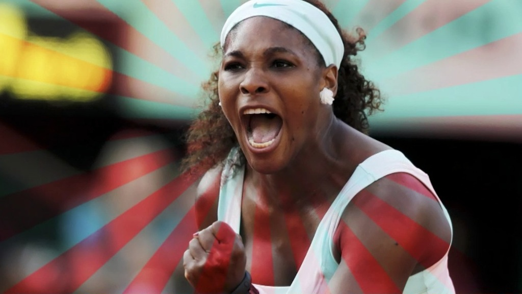 Super Serena Williams insegue e blocca un ladro - VIDEO