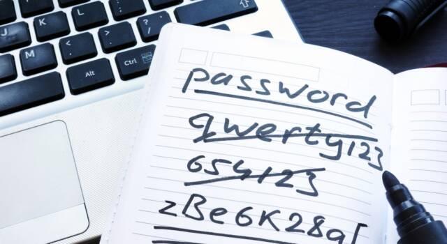 Come cambiare la password del WiFi
