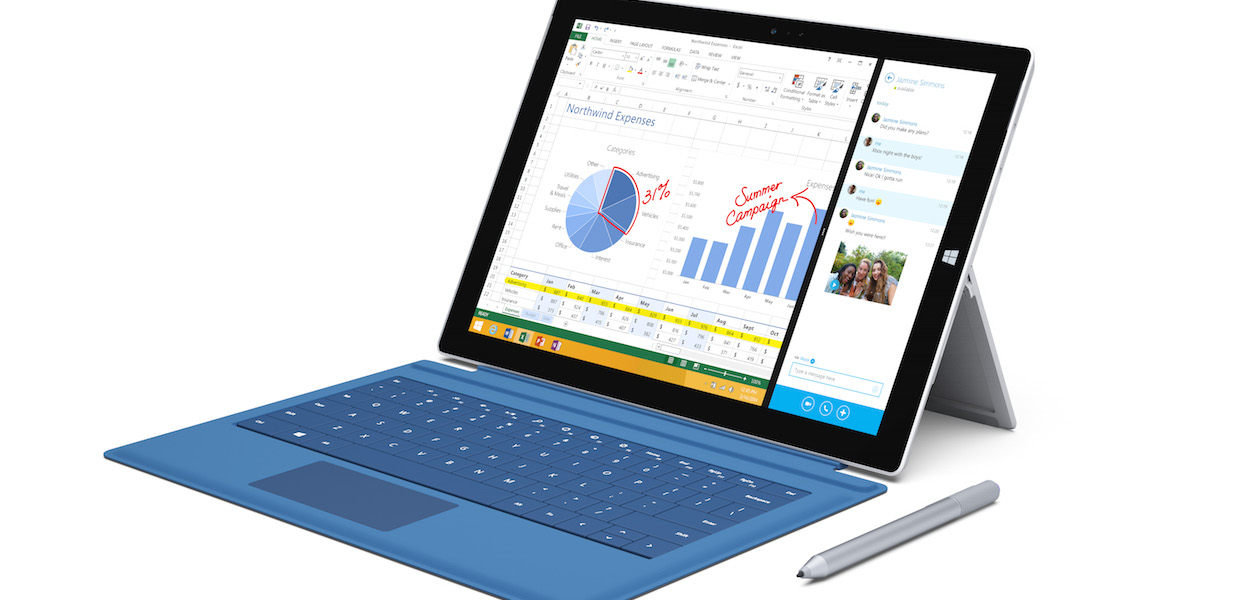 Surface Pro 3 Cover