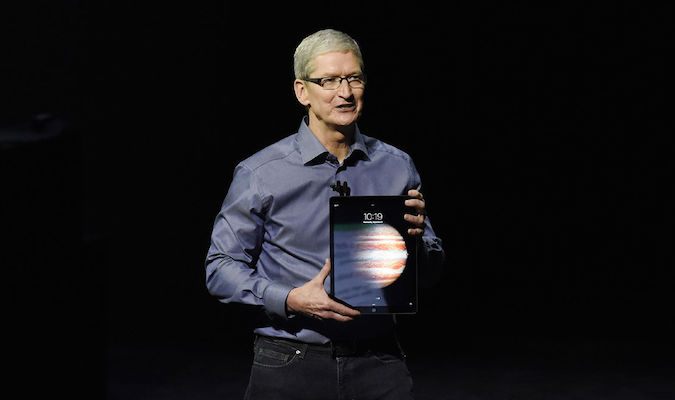 Tim Cook Cover