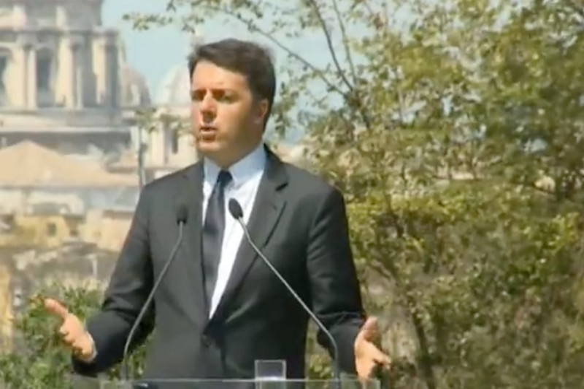 Renzi incontra May, Brexit: timeline precisa per avere certezze