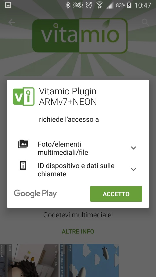 Vitamio silverlight Plugin