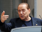 Silvio Berlusconi Milan Donnarumma