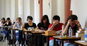 Studenti: esami di maturità