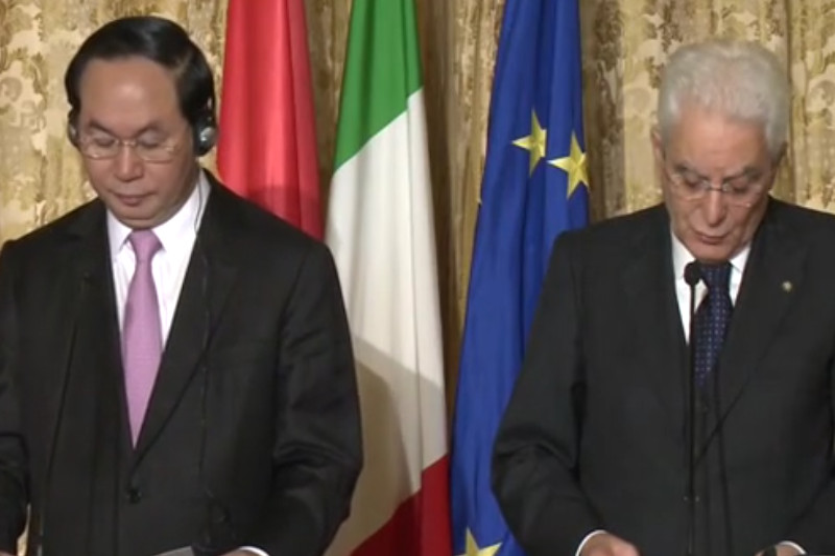 Mattarella: Italia sostiene e spinge la collaborazione fra Ue e Asean