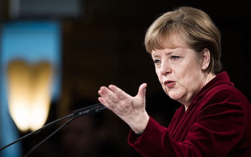 Angela Merkel Germania