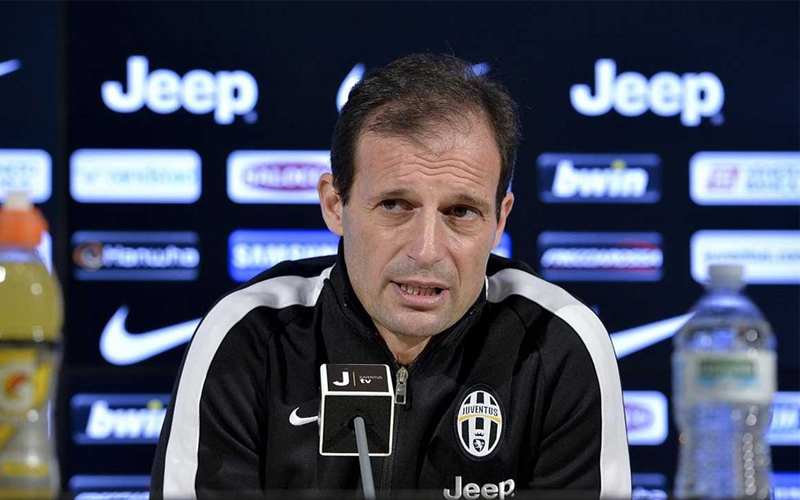 Massimiliano Allegri Supercoppa