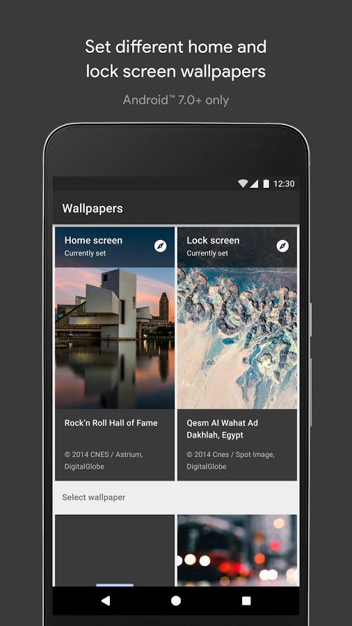 App Google sfondi per cellulare gratis