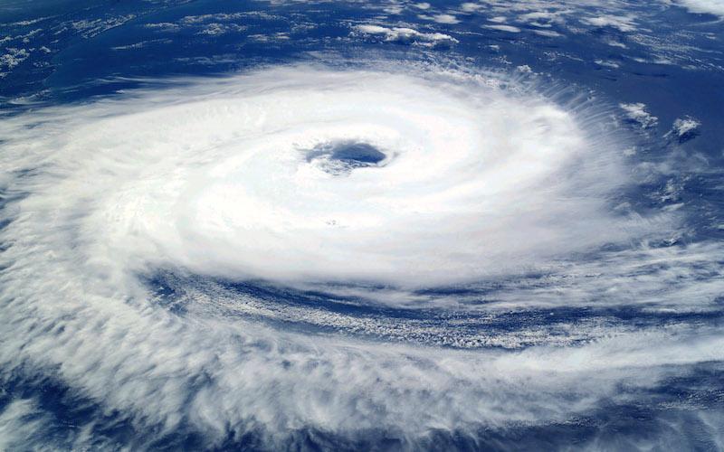 Ciclone Fonte: Google