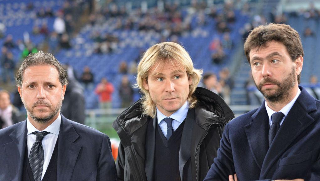 Juventus Nedved Schick Andrea Agnelli