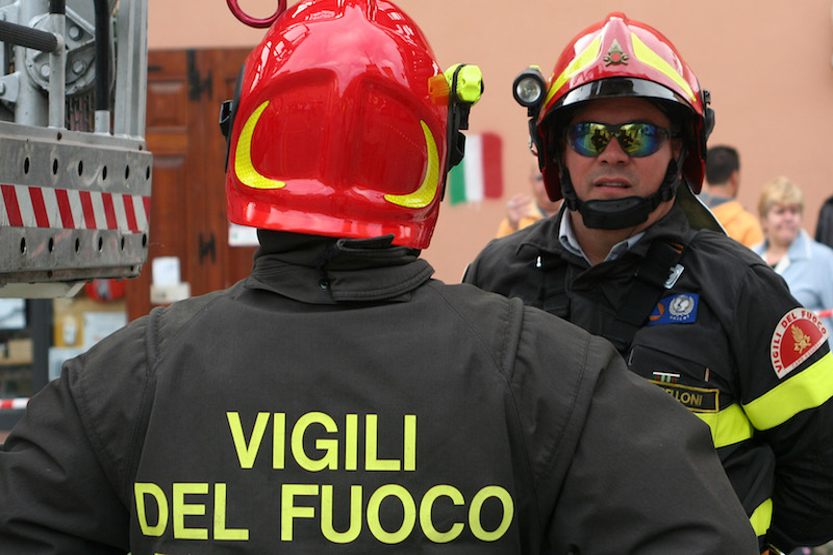 Vigili del fuoco Sesto San Giovanni