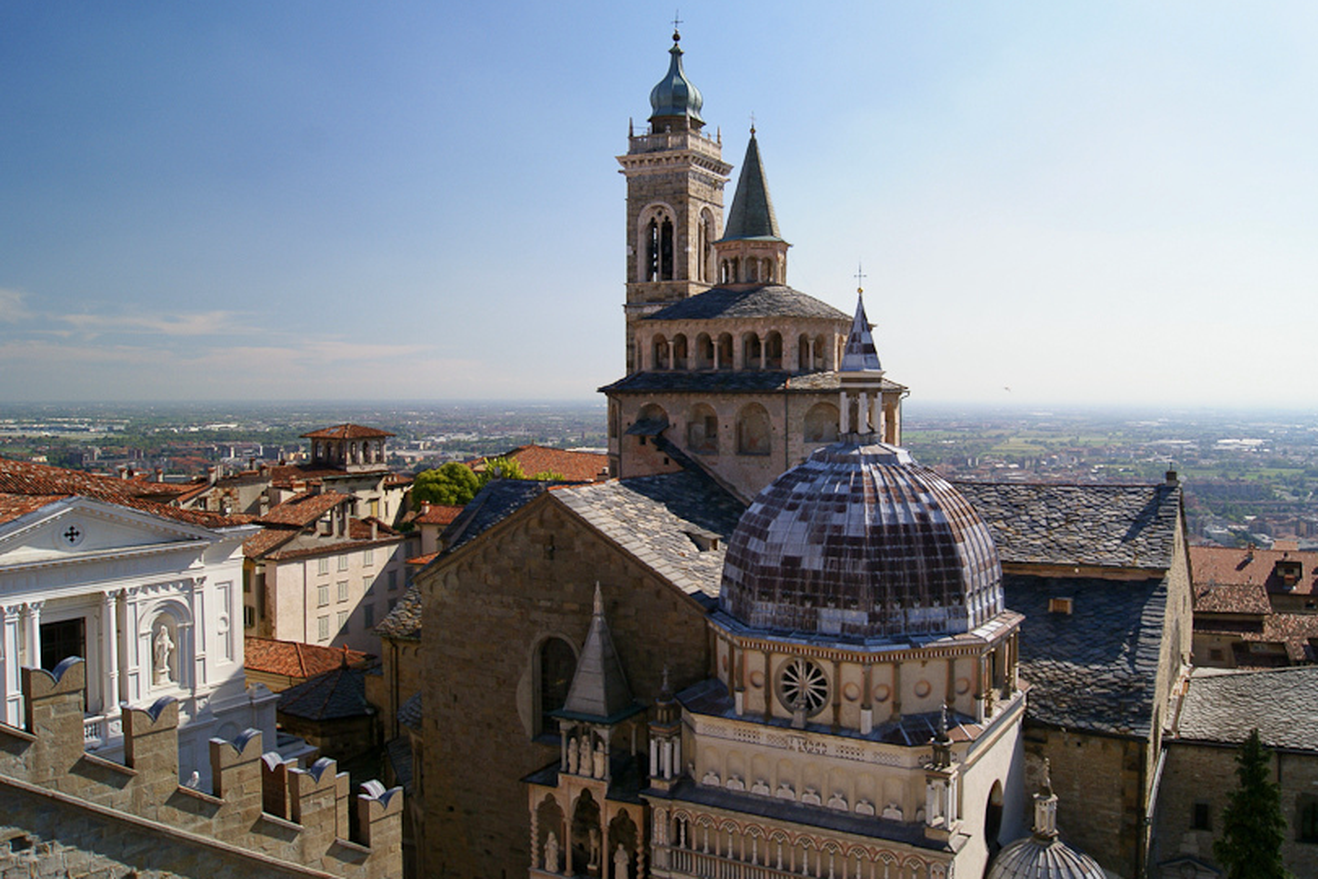 Bergamo Alta (Lombardia)