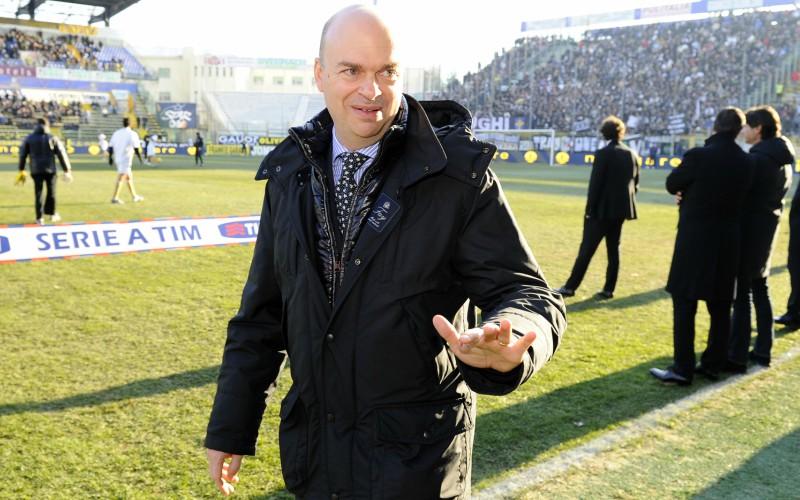 Marco Fassone Milan Walter Mazzarri