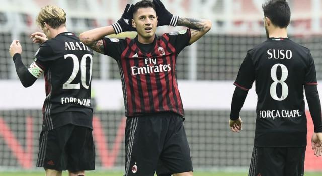 TIM Cup Milan, contro il Torino occasione da non perdere per Sosa e Lapadula