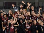 Milan Supercoppa italiana Doha