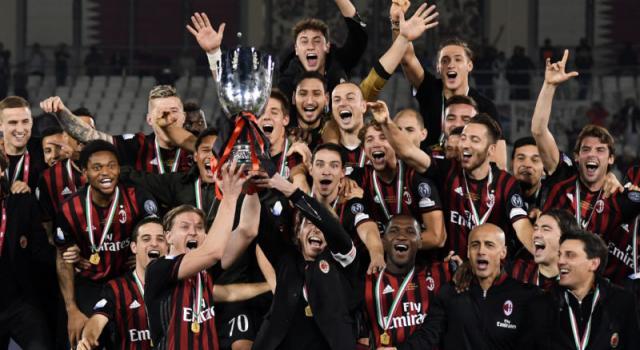 L'anno della rinascita: Milan rosa 2016