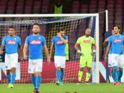 Milan Napoli Marek Hamsik al Milan Reina