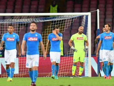 Champions League, Feyenoord-Napoli 2-1: gli azzurri salutano la competizione