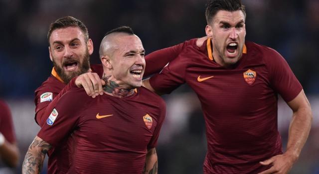 """Roma, Nainggolan: """"Nessuno credeva in noi, invece siamo là"""""""