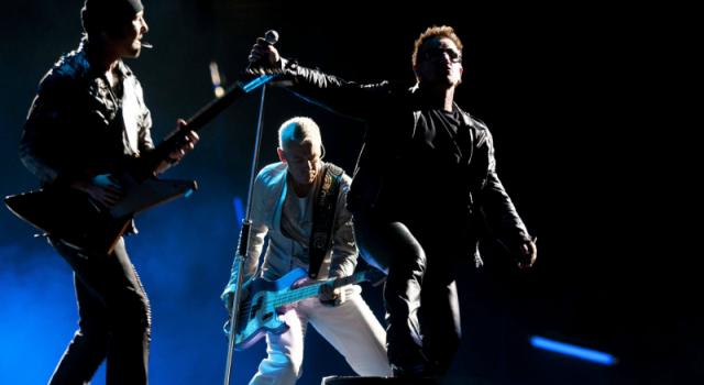 U2 a Roma il 15 luglio per i trent'anni di The Joshua Tree