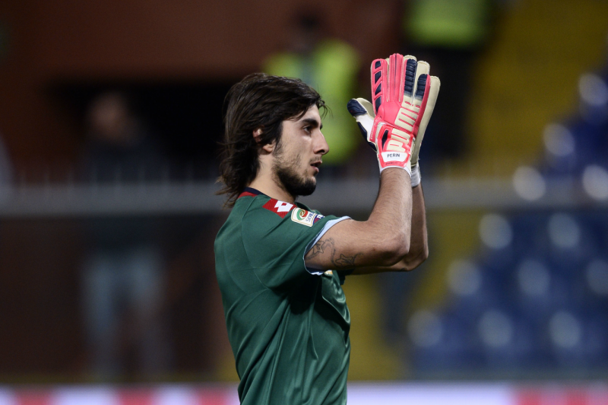 Serie A TIM Mattia Perin Milan