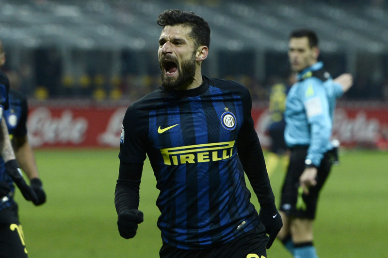 Candreva Inter
