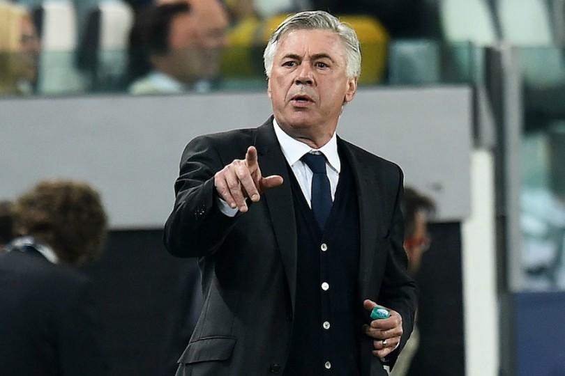 carlo ancelotti milan in europa league