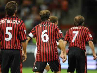 I cinque gol più belli di Franco Baresi con la maglia del Milan