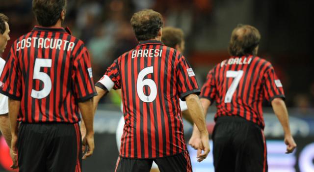 Alessandro Costacurta, una carriera con i colori del Milan
