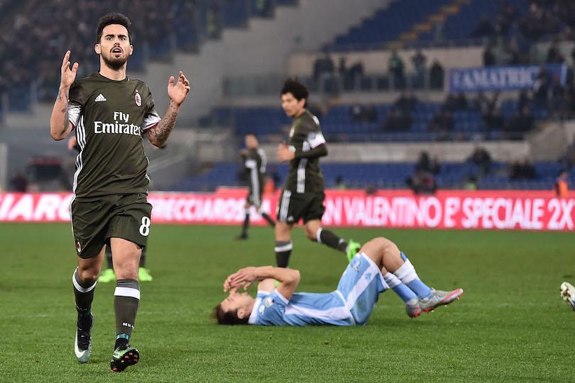 Serie A TIM Suso Milan