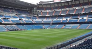 Real Madrid, Stadio Bernabeu