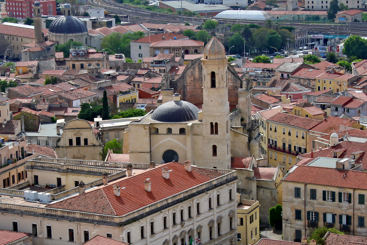Sassari, centro storico