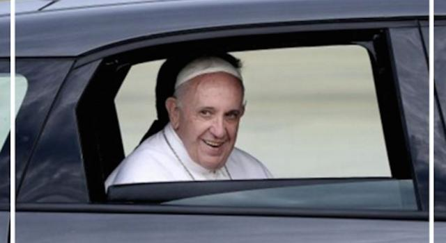 """Papa Francesco: """"La domenica deve essere di riposo, non siamo schiavi"""""""