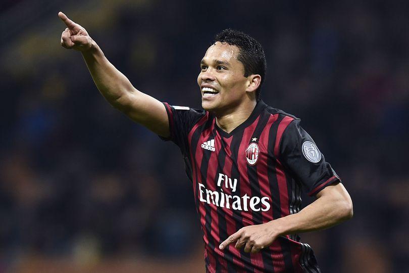 Cessione Carlos BACCA Milan-Lazio 2-0