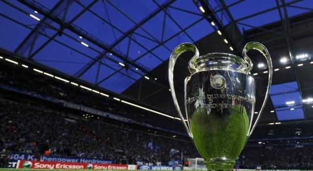 Milan Champions League Napoli-Manchester City