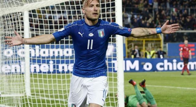 Serie A, Benevento-Lazio 1-5: dominio biancoceleste. Prima gioia italiana per Nani