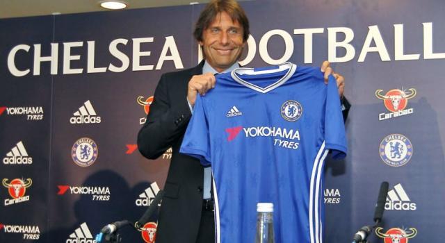 """Conte: """"Sono felice di allenare il Chelsea, voglio restare qui per molti anni"""""""