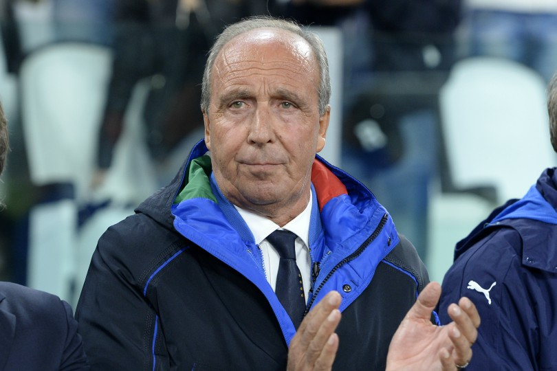 Gian Piero Ventura Spagna - Italia Mondiale