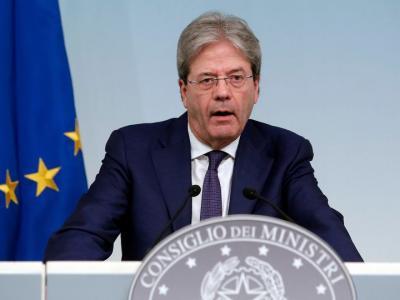 """Verso le elezioni, Gentiloni: """"Pd unico pilastro per difendere riforme"""""""