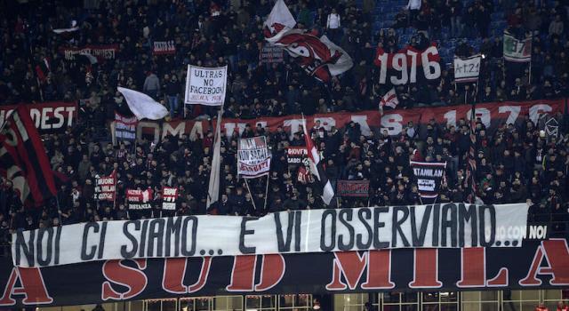 Calcio e finanza: Milan secondo in A per spettatori allo stadio
