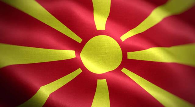8 settembre 1991, la Macedonia dichiara l'indipendenza dalla Jugoslavia