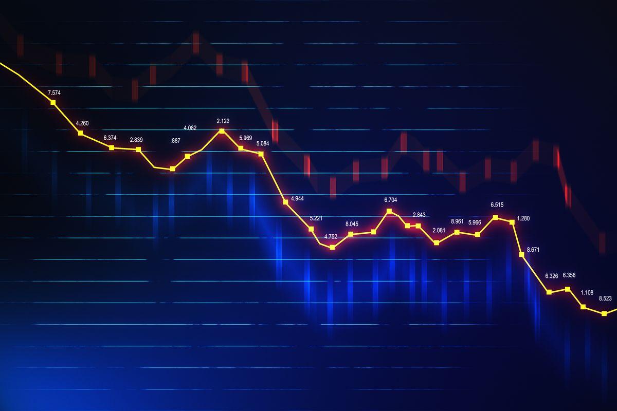 borsa investimenti grafico