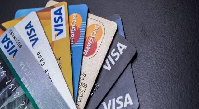 Richiesta della carta di credito, come effettuarla